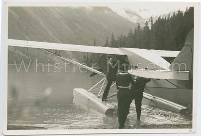 George Bury Ski Expedition, 1939