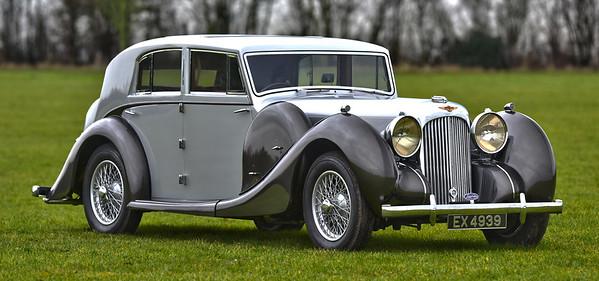 1939 Lagonda V 12 EX 4939