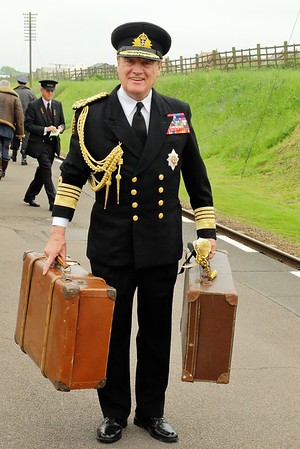 GREAT CENTRAL RAILWAY, 1940s WEEKEND, 4th-5th June 2016