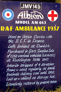 ALBION 1937 RAF AMBULANCE - survivor79