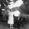 Nanny and husband, East Northport, NY, July 27, 1941