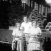 l-r, Grandma, Bernie, Nanny, East Elmhurst