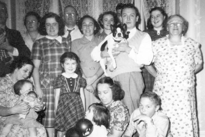 Eddie's Family