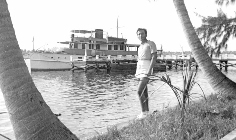 Uncle Gaetano in Florida