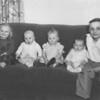 L-R: Magdaline Russin, Ed Crane, Kathy Paraska, Kathy Willis, Gabe Russin