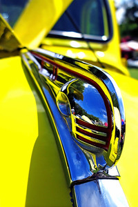 1946 Dodge Pickup Hood Ornament
