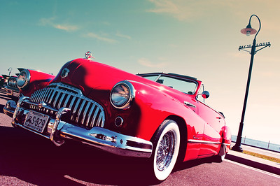 1946 Buick Roadmaster Convertible