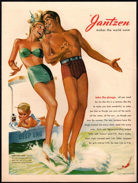 Jantzen Swimsuit