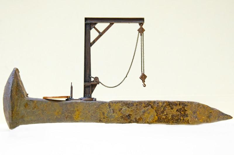 Jib Crane HO Scale