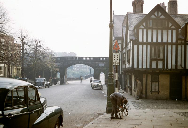 Chester - Ye Olde Edgar