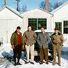 Past Chief Cliff Patterson, Dick Gozzo, Tom Russell, Unknown.