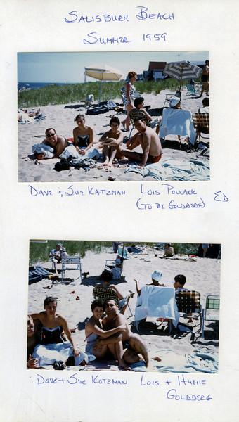 1959 Salisbury Beach