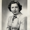 1953 05 Betty Ann Weiner College Graduation
