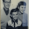 1950 Charlie, Jane and Richie Segal