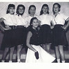 1955 Haverhill AZA Cheerleaders