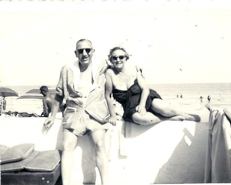 1950's Al & Bertha Weiner
