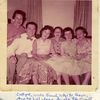 1955 06 Jane's High School Graduation Party