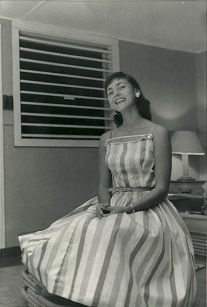 1956 Donna Weiner - Guam Air Force Base