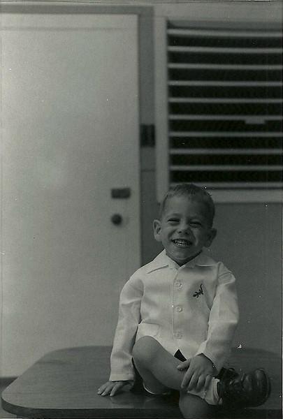 1956 Harold Weiner - Guam