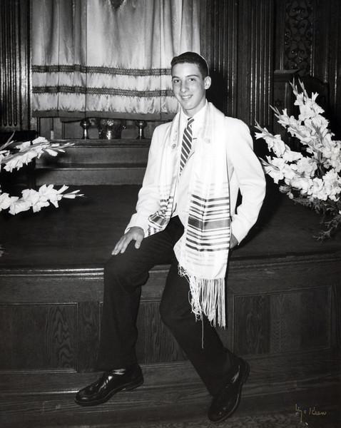 1955 Larry Segal Bar Mitzvah