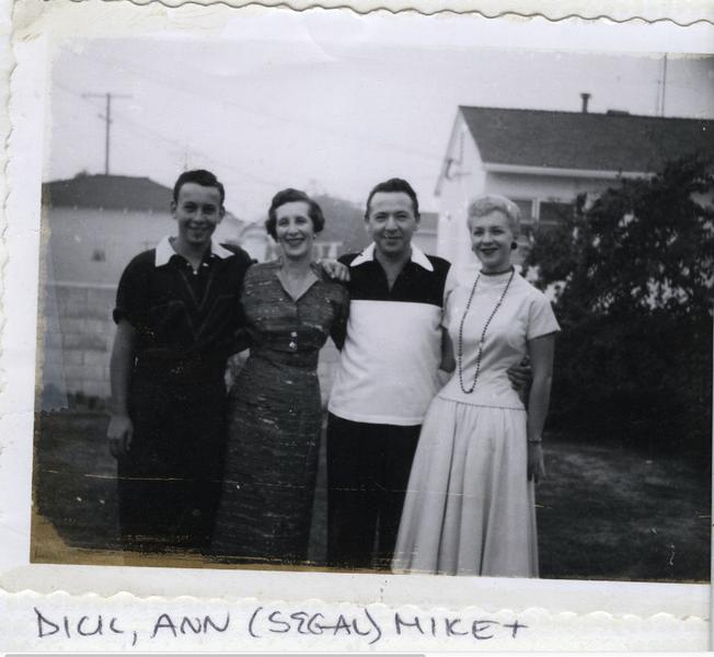 1950 Perkins Family
