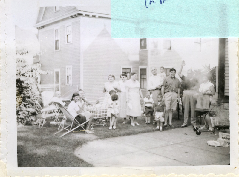 1958 06 Landy Picnic