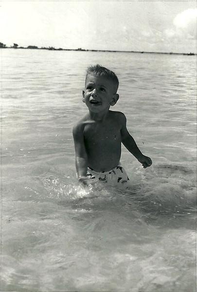 1956 Harold Weiner - Tumon Beach, Guam
