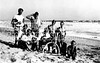 1952 Portsea Back Beach - see caption