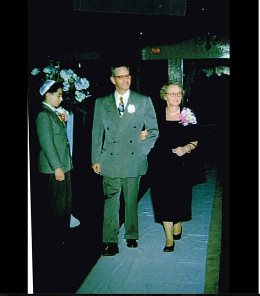 1953 Stanley Bornstein's Bar Mitzvah