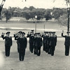 1954 Nat's Commissionary Ceremony