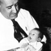 Gregory McQuillan with grandfather Louis