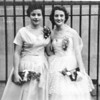 June 24, 1955 - High School Graduation<br /> Aunt Millie