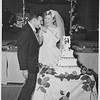 1957 10 Betty Ann Weiner's Wedding