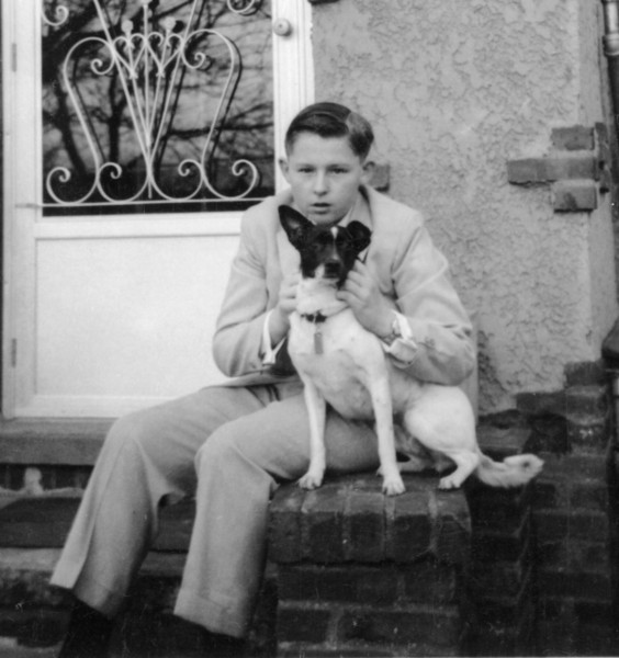 Uncle Ray and Spotty<br /> Feb. 24, 1957