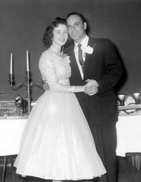 May 10, 1957 - Engagement Part at Riccardo's