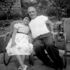 Papa and Nancy Florio - July 20, 1958