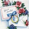 Engagement Part at Rosato's - May 5, 1957