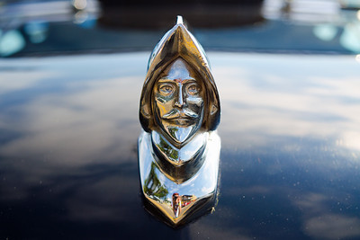 1951 DeSoto Custom Hood Ornament