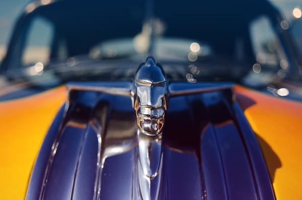 1950 Pontiac Hood Ornament