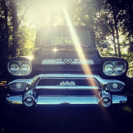 1959 GMC 100 Pickup
