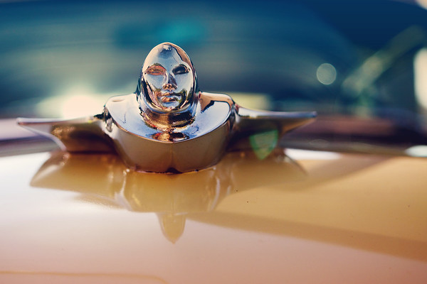 1955 Cadillac Hood Ornament