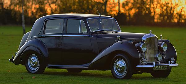 1951 Bentley MK VI 202 XUC