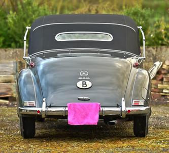 1953 Mercedes 220 Cabriolet