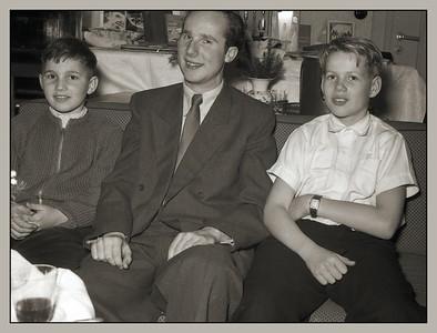 Wolfgang, Klaus von Arps-Aubert, Konrad