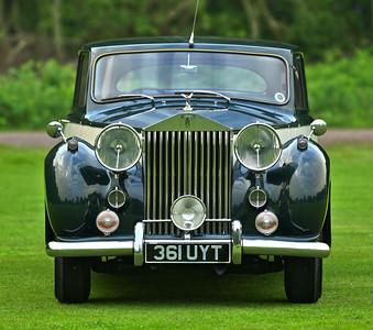 1955 Silver Wraith 361UYT New