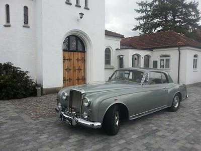1956 Bentley S1 Park Ward Coupe