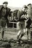 (L-R) John Hayward, John Selway, Charles Oezzey, Chudleigh in Devon