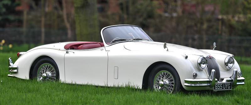 1958 Jaguar XK150S 3.4 litre 655 UYG