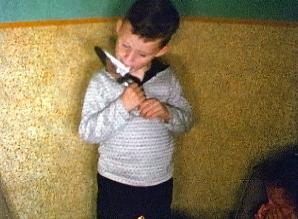 Paul's 5th Birthday - 1963