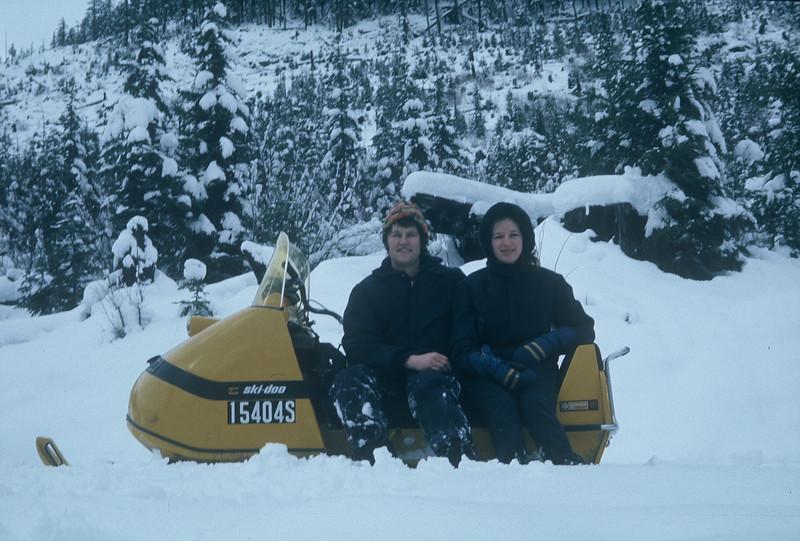 Our Ski-Doo.